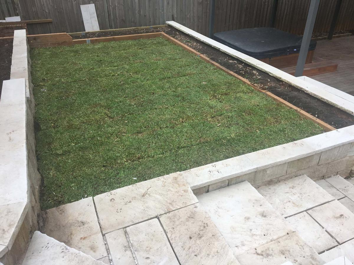 Landscaping Blue Mountains 34